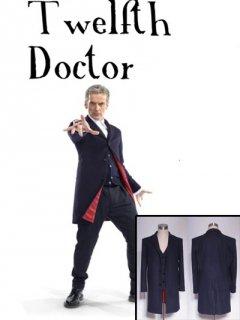 ★大特価★海外ドラマ【ドクターフー】12代目『Doctor Who』(ピーター・カパルディ)コート/レプリカ◆