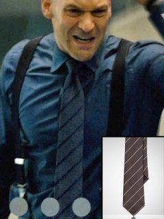 ★人気定番★映画【アントマン】コリーストール(ダレンクロス)着用ネクタイと同タイプ◆