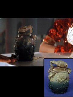 ★実物大★映画【インディジョーンズ/魔宮の伝説】ヌルハチの壺/レプリカ◆