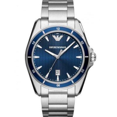 エンポリオアルマーニ腕時計/メンズ/AR11100/ブルーダイアル/シグマ