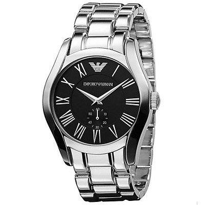 best website 6f6b1 c693a エンポリオアルマーニ腕時計/メンズ/AR0680/ブラックダイアル - 【Armani-Side】