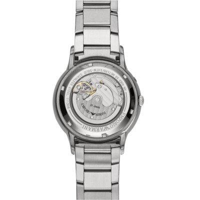 エンポリオアルマーニ腕時計/メンズ/AR4663/シルバーダイアル/メカニコ/自動巻き/スモールセコンド
