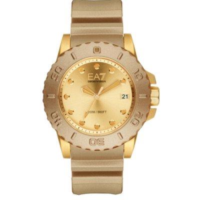 エンポリオアルマーニ腕時計/メンズ/AR6084/ゴールドダイアル/スポーツ