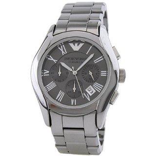 d59cd6a822 エンポリオアルマーニ腕時計/メンズ/AR1465/グレーダイアル/セラミカ/クロノグラフ 価格:56,800円(内税)