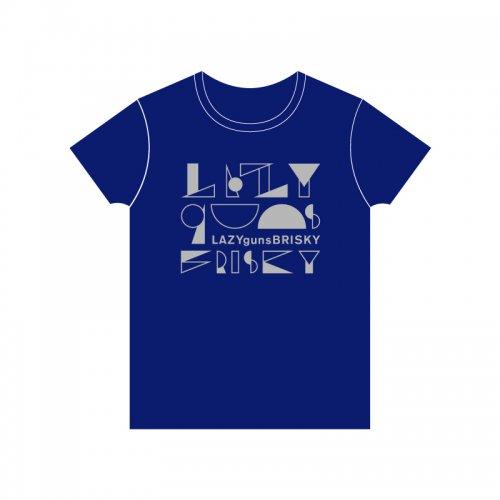グラフィックモチーフ Tシャツ