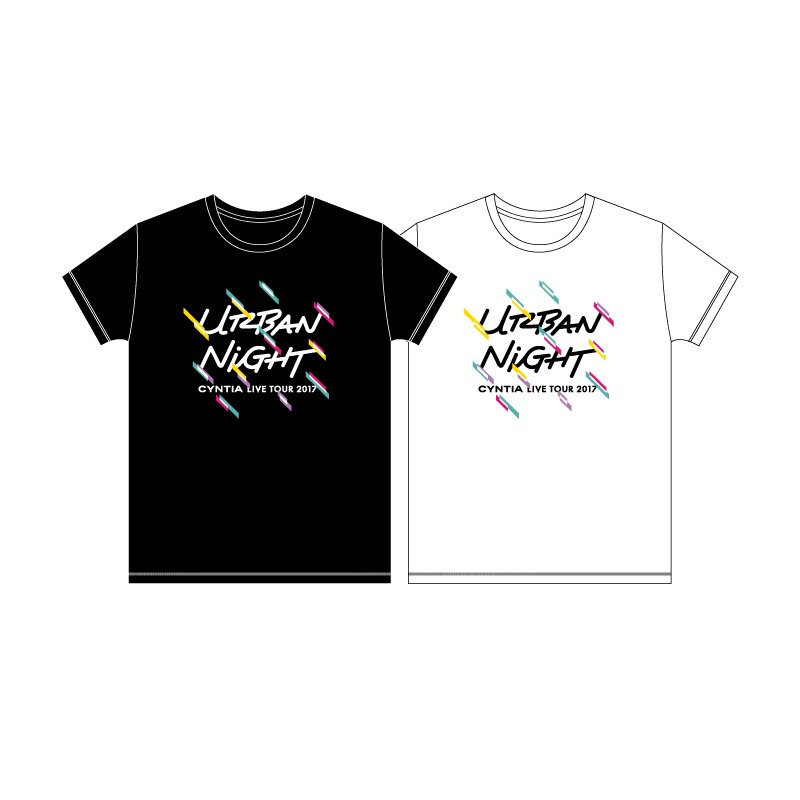 <img class='new_mark_img1' src='https://img.shop-pro.jp/img/new/icons1.gif' style='border:none;display:inline;margin:0px;padding:0px;width:auto;' />Urban NightツアーTシャツ