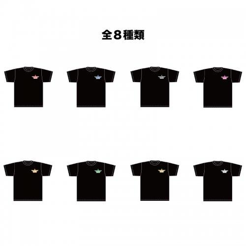 ドラマ「スター☆コンチェルト」メンバーカラーTシャツ