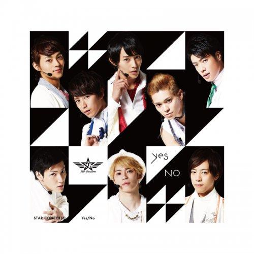 CD「Yes/No」通常盤