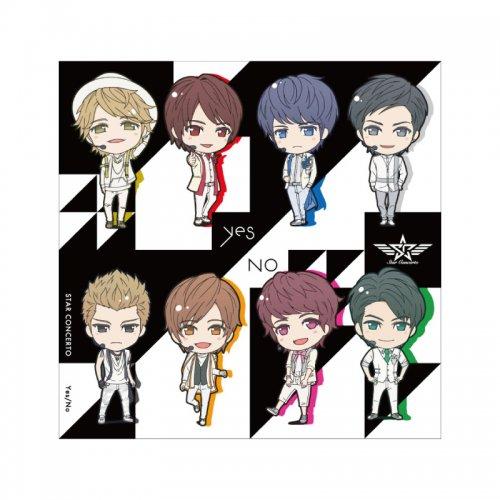 CD「Yes/No」スタコンA盤