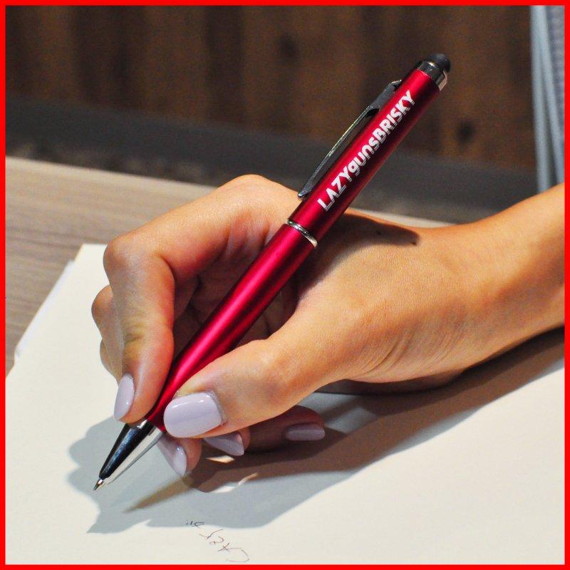 <img class='new_mark_img1' src='https://img.shop-pro.jp/img/new/icons1.gif' style='border:none;display:inline;margin:0px;padding:0px;width:auto;' />LgBタッチペン付きボールペン