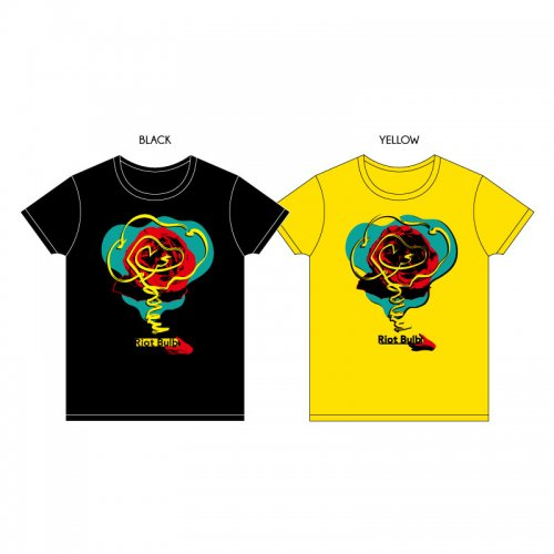 <img class='new_mark_img1' src='https://img.shop-pro.jp/img/new/icons1.gif' style='border:none;display:inline;margin:0px;padding:0px;width:auto;' />Riot Flower Tシャツ