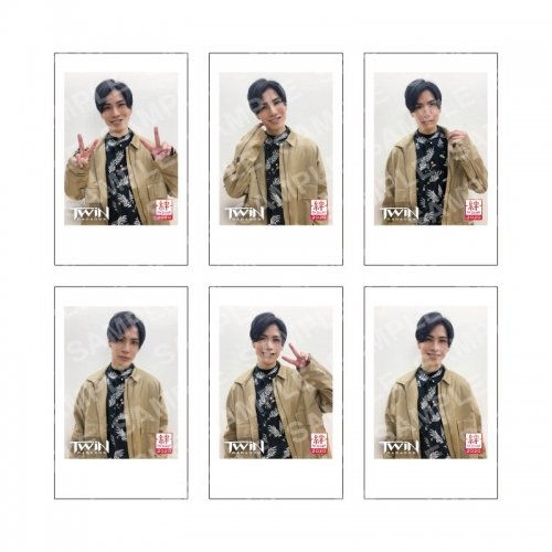 <img class='new_mark_img1' src='https://img.shop-pro.jp/img/new/icons1.gif' style='border:none;display:inline;margin:0px;padding:0px;width:auto;' />[全6ポーズ]TWiN PARADOXスペシャルチェキ(ソロショット受付)
