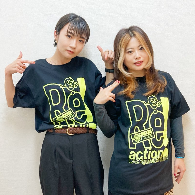 <img class='new_mark_img1' src='https://img.shop-pro.jp/img/new/icons3.gif' style='border:none;display:inline;margin:0px;padding:0px;width:auto;' />Re-action Of Dreams Tシャツ
