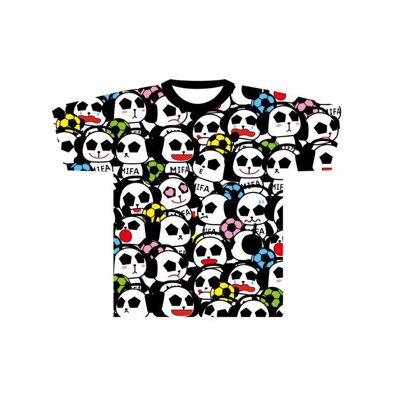 アニメ「ミファンダ」Tシャツ