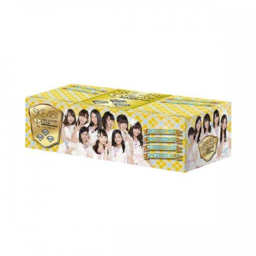 SKE48 official TRESURE CARD 10P BOX【1BOX 10パック入り】