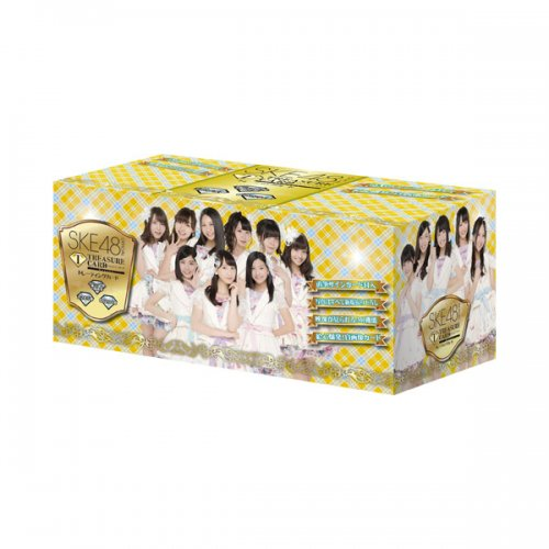 SKE48 official TRESURE CARD 15P BOX【1BOX 15パック入り】