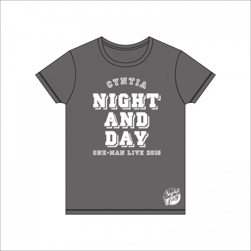 <img class='new_mark_img1' src='https://img.shop-pro.jp/img/new/icons1.gif' style='border:none;display:inline;margin:0px;padding:0px;width:auto;' />NIGHT AND DAY Tシャツ
