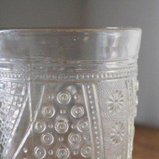 ガラスコップ/1930年代/フランス/アンティーク
