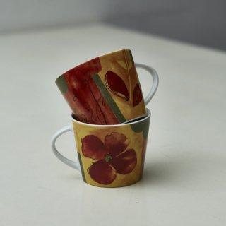マグカップ/2個セット/ポーランド/ワルシャワ