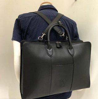 ビジネスバッグをリュックに加工