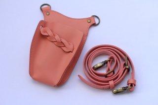 シザーケース 4丁用 Kシリーズ ピンク
