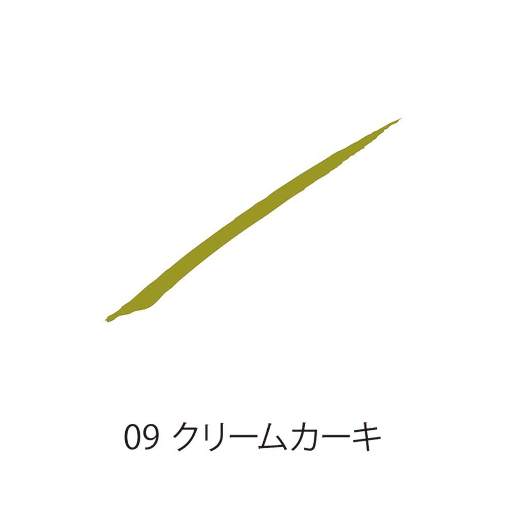 【生産終了品】クイーンズ・キー ワンダフルカラーアイライナー(09 クリームカーキ)  BB