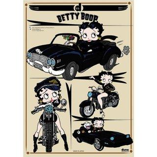 B4ポスター(モーター)  BB