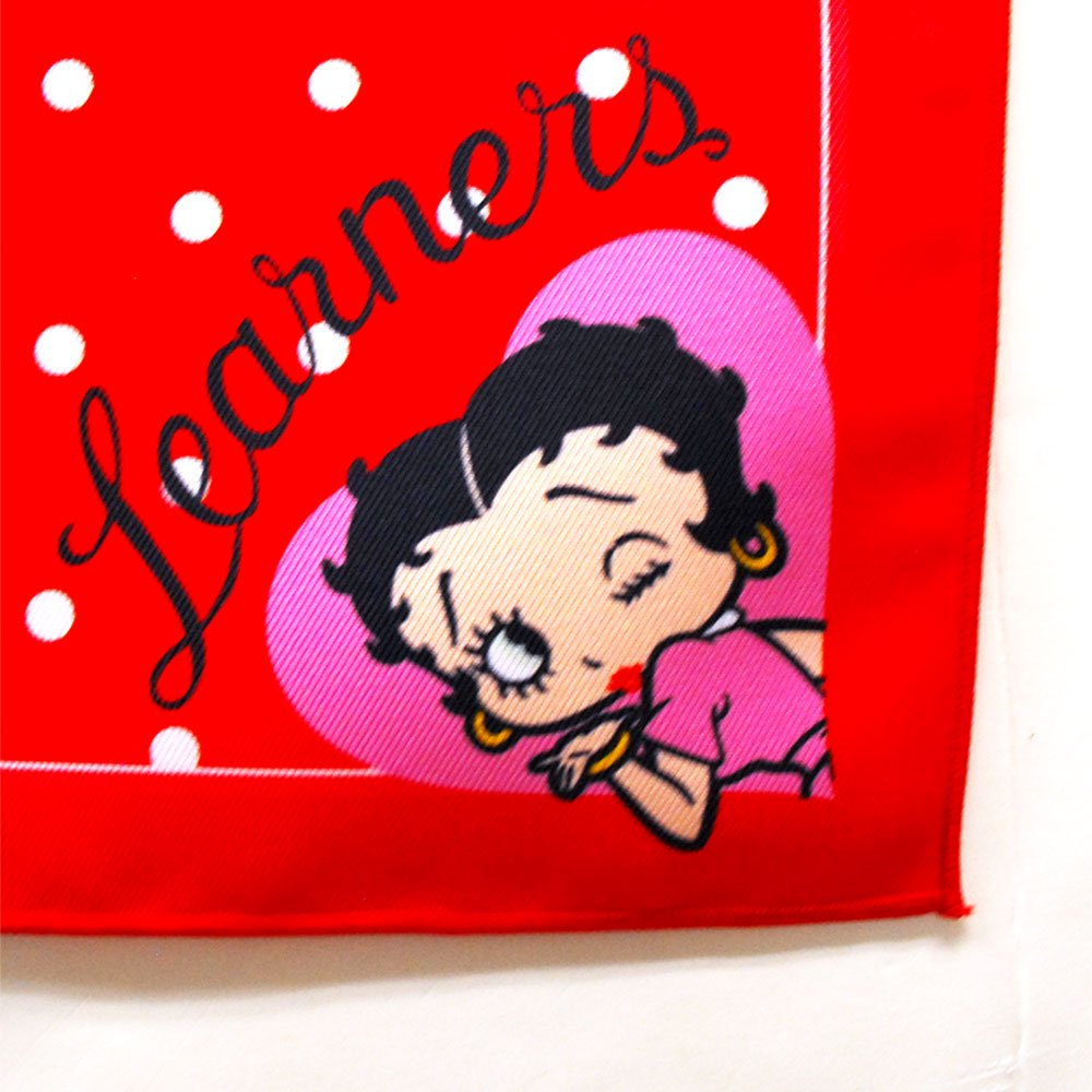 【Learnersコラボ】バンダナスカーフ  BB