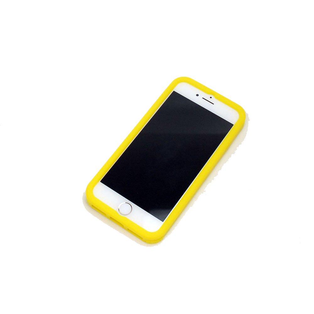 iPhone7対応 シリコンジャケット(BT-YELLOW)  BB
