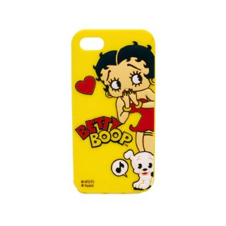 iPhone7/8対応 シリコンジャケット(BT-YELLOW)BB