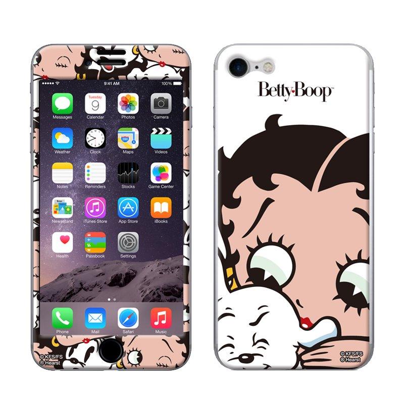 iPhone7/8対応 Gizmobies(シールプロテクターカバー)STARING EYES ZN-0004-IP07 BB
