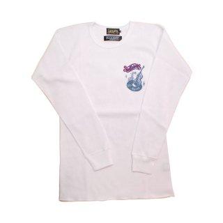 【生産終了品】【SW×BETTY BOOP】50sロングTシャツ(ホワイト)M BTY-19 BB