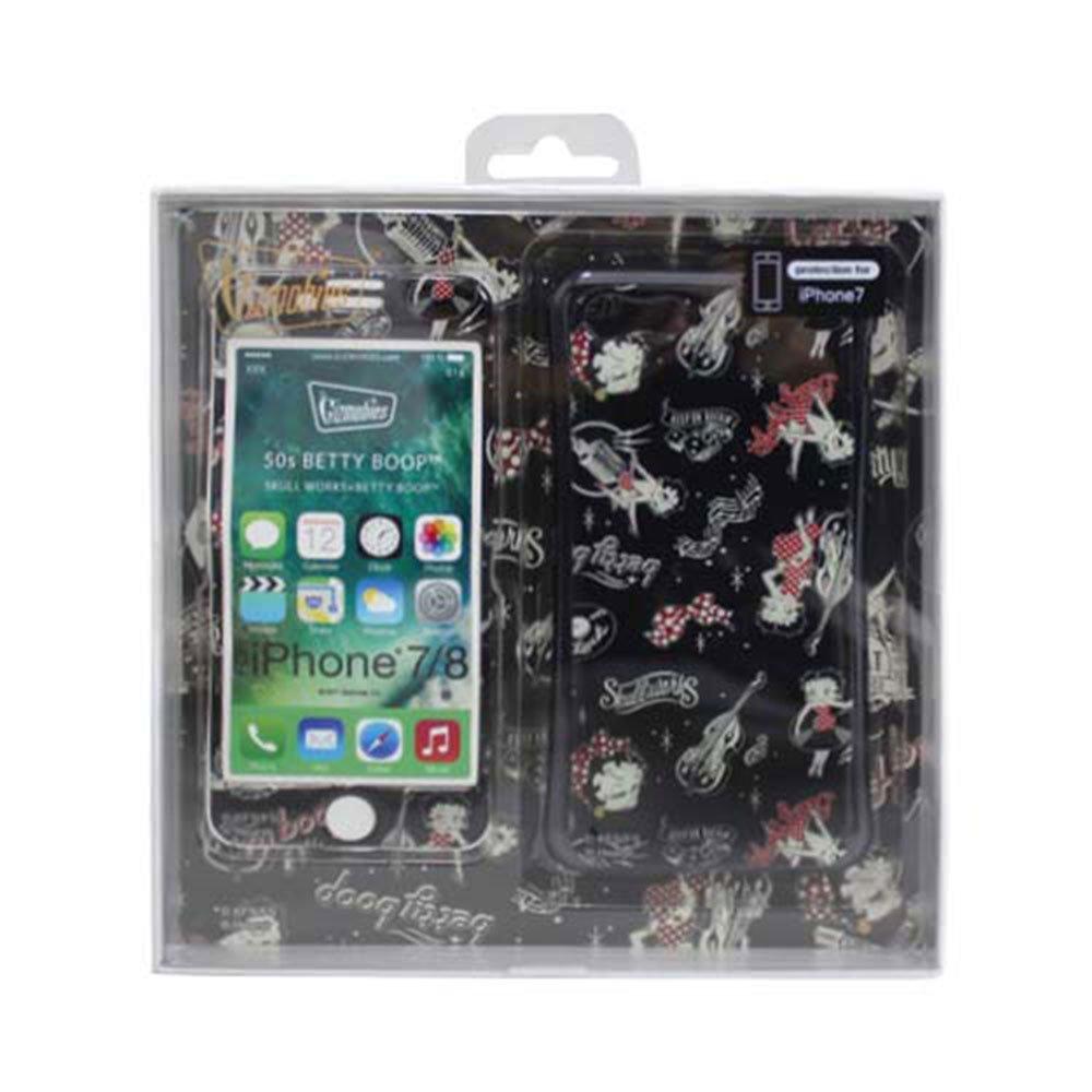 【SKULL WORKS】iPhone7/8対応ケース Gizmobies Neo シールプロテクターカバー(50sベティー)BTYG-02 BB
