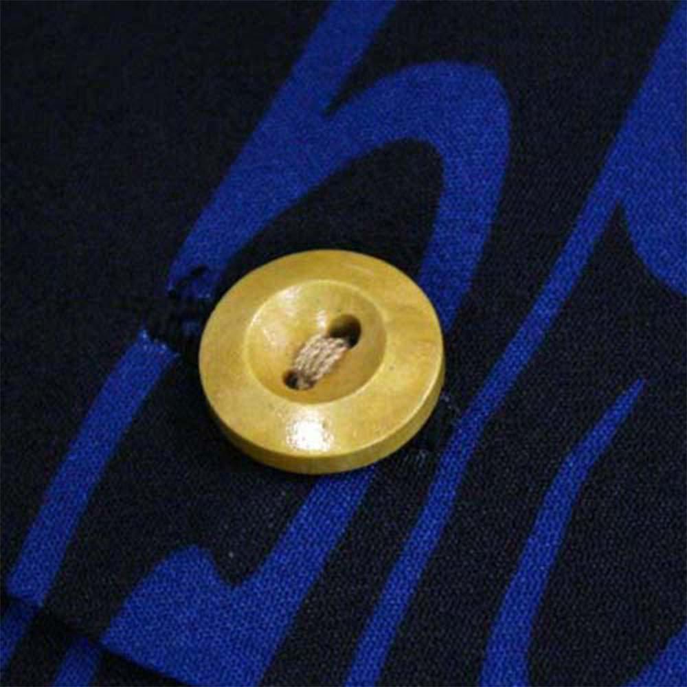 【生産終了品】【CROPPED HEADS】菩薩ベティーアロハシャツ(ブラック)M BTY-32 BB