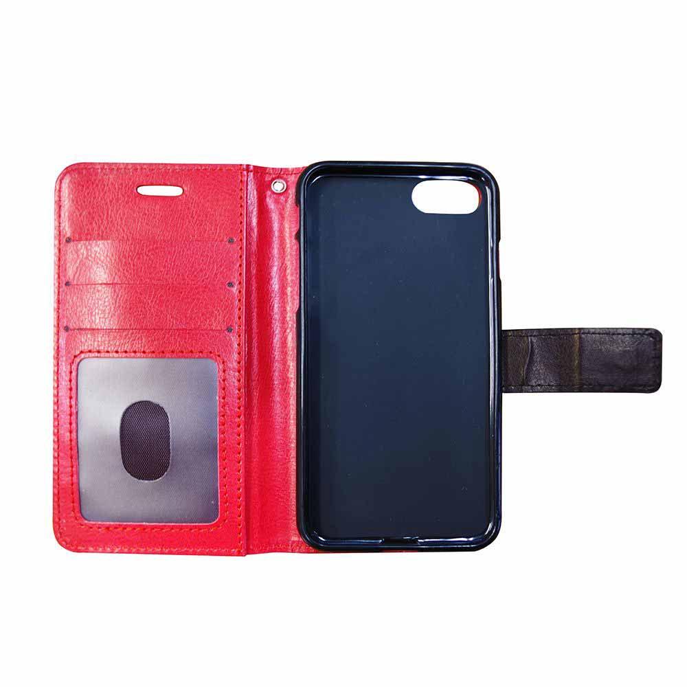 iPhone7/8対応 フリップケース(BT-RED) BB