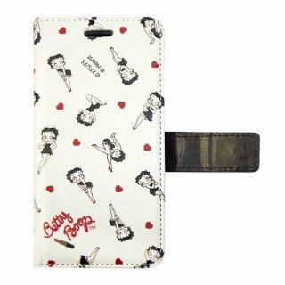 【生産終了品】iPhone7/8対応 フリップケース(BT-WHITE) BB
