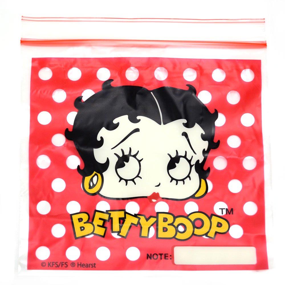 ジッパーバッグ(ベティーブープ) 232959 BB