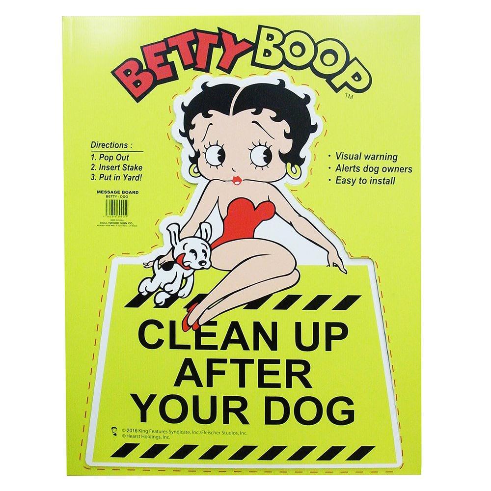 メッセージボード(BETTY-DOG)BB