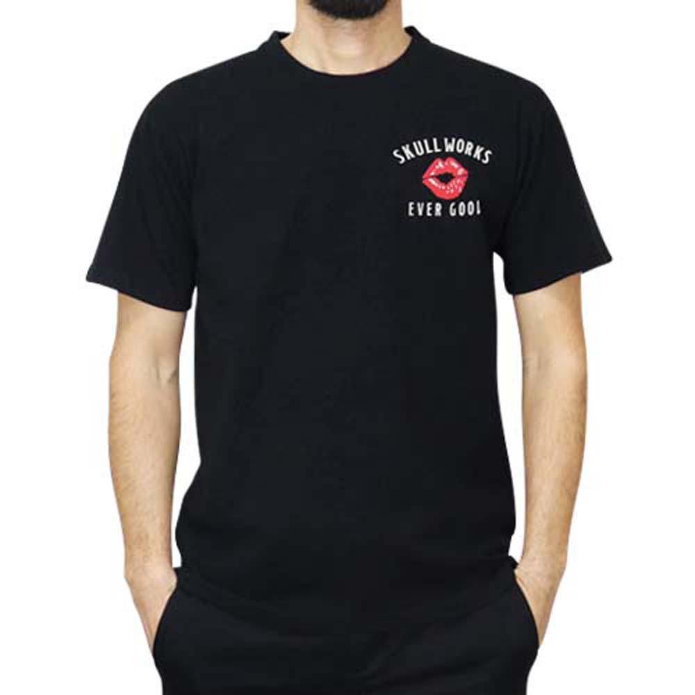【生産終了品】【SW×BETTY BOOP】Tシャツ(カクテルベティー)ブラック S BTY-54 BB