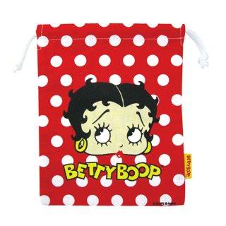 巾着(DOT RED) BB001 BB