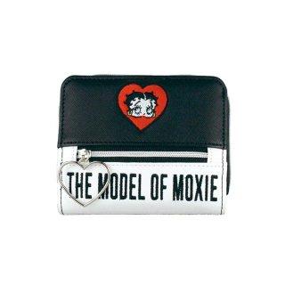 二つ折り財布(ハート) 51031 BB