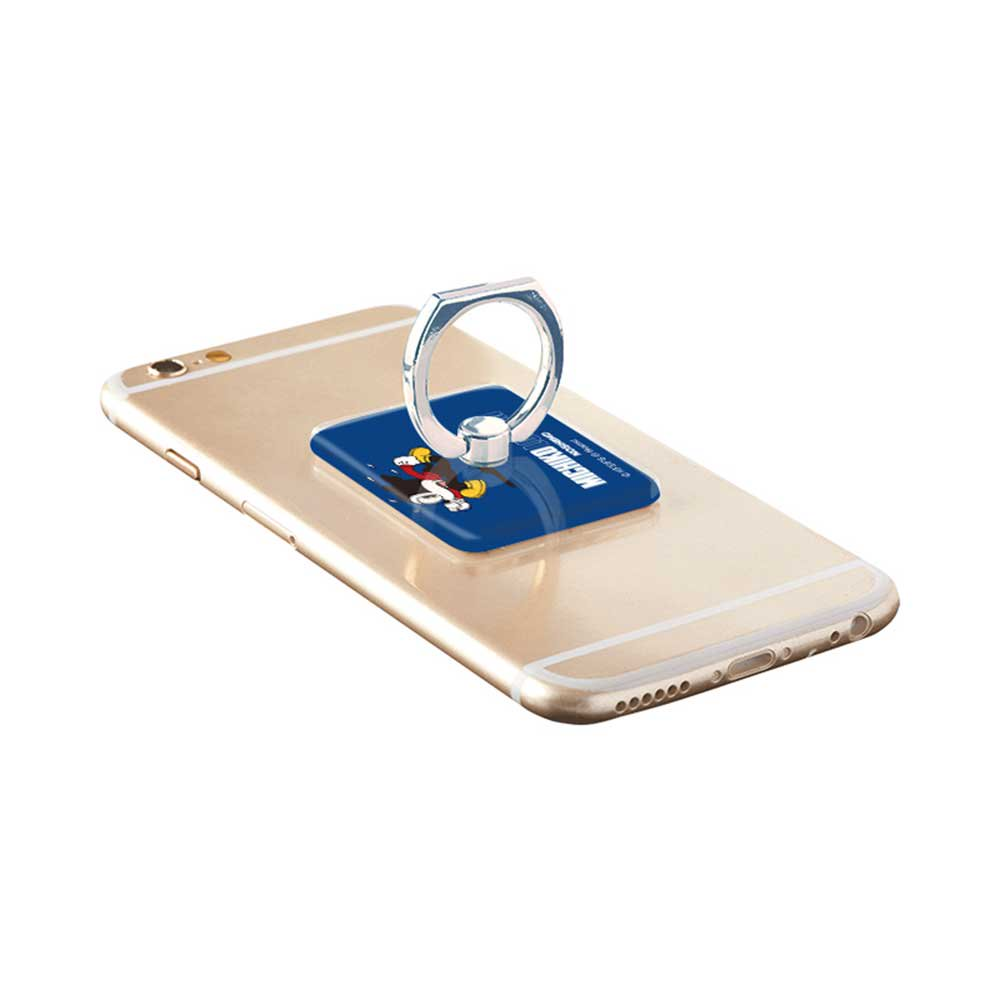 【MICHIKOLONDONコラボ】スマホリング(cutie BIMBO)OD-0569-RING-BLUE BB