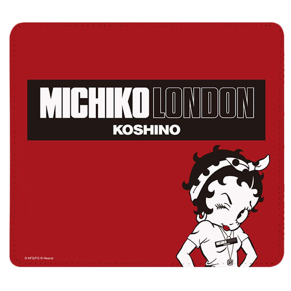 【MICHIKOLONDONコラボ】iPhoneXR対応手帳ケース(street style) OD-0570-IPXR-REDD BB