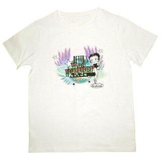 Tシャツ(レインボー)ホワイト 91LT-52 BB