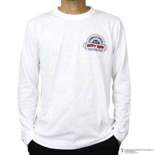 長袖Tシャツ(ジュークボックスベティー)ホワイト S BTY-70 BB
