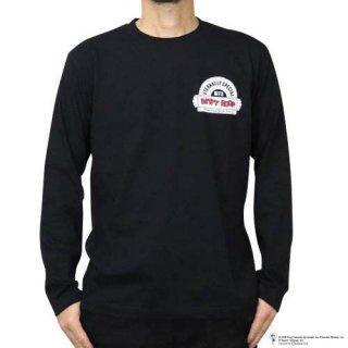 長袖Tシャツ(ジュークボックスベティー)ブラック M BTY-70 BB