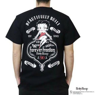 Tシャツ(クラシカルベティー)ブラック L BTY-73 BB