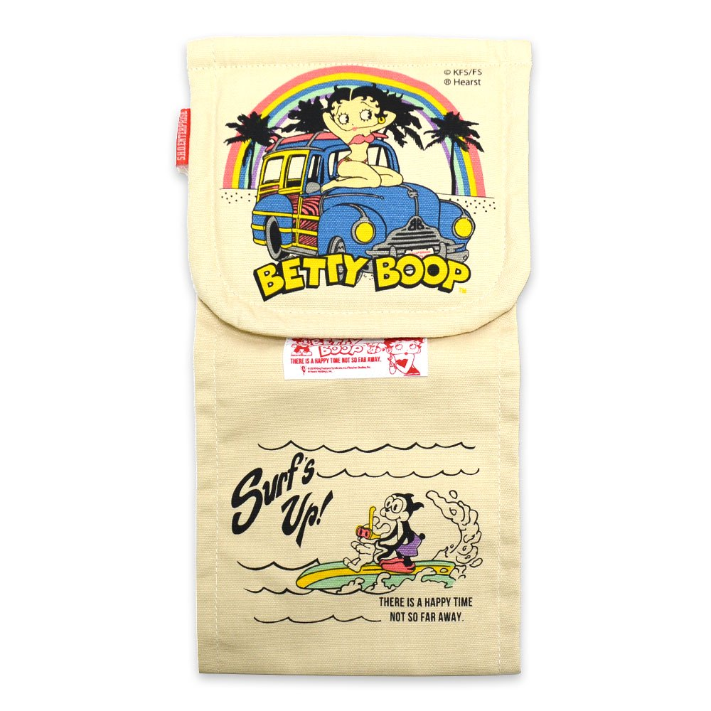 トイレットペーパーカバー BT  BEACH02 BB