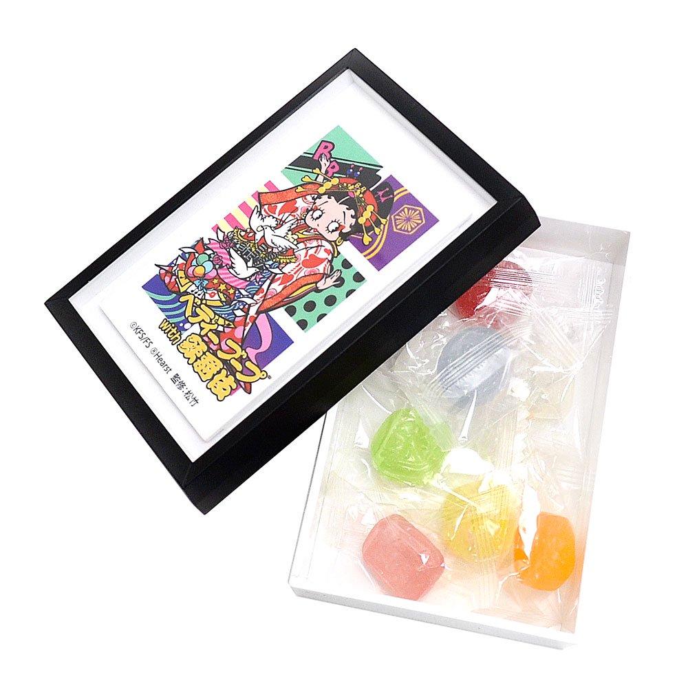 お菓子ケース(サクマドロップス入り)  BB