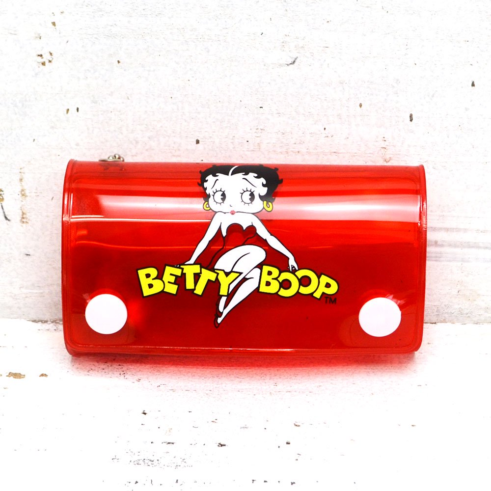 PVCキーケース(BETTY-RED)BB